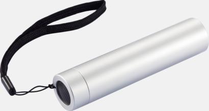 LED-lampa i aluminium med eget tryck