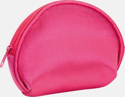 Rosa Billiga sminkväskor med tryck