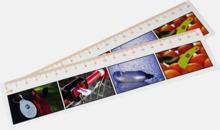 30 cm-skallinjal med reklamtryck