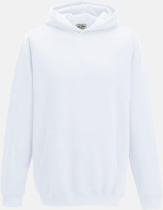 Arctic White Huvtröjor för barn i många färger - med reklamtryck