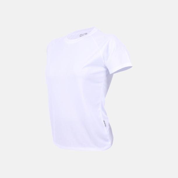Vit Sport t-shirts i många färger - med reklamtryck