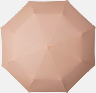 Beige Paraplyer med tryck