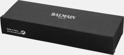 Balmains Neptune-penna med laserlogo