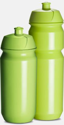 Grön Vattenflaska med eget tryck