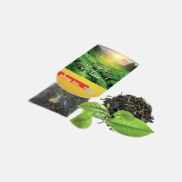 Passion (grönt te) Premiumte i många smaker med reklamtryck