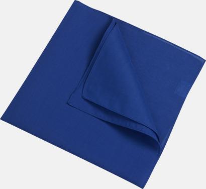 Royal (scarf) Bandanas i två varianter med reklambrodyr