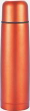 Färgglada termosar med tryck