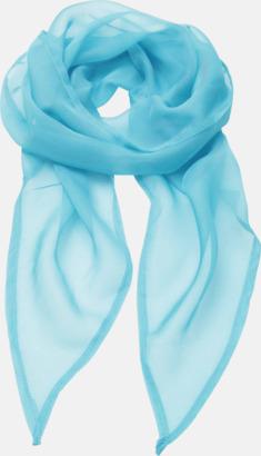 Turkos Tunna accessoarscarfs i många färger