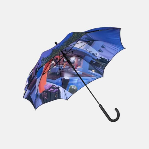 Paraplyer med fullfärgstryck