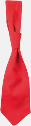 Röd (slips) Ready-to-wear slipsar och kravatter med eget tryck