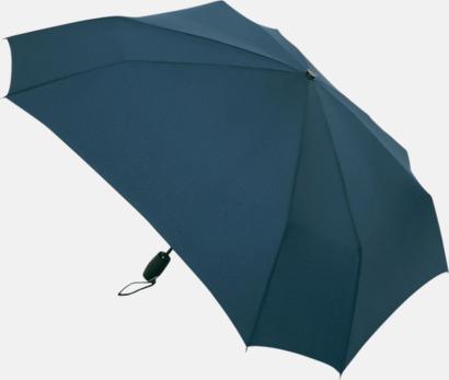 Fyrkantiga kompaktparaplyer med eget tryck