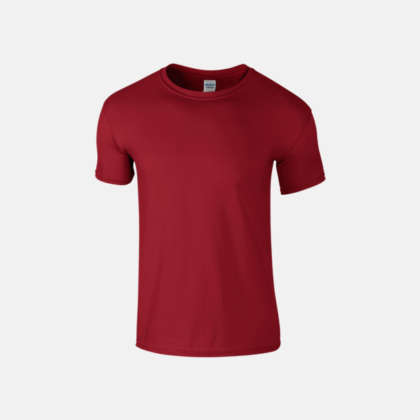 Cherry Red Billiga t-shirts med tryck