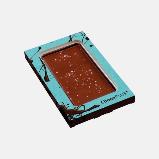 Havssalt Lyxiga chokladkakor i många smaker med reklamtryck