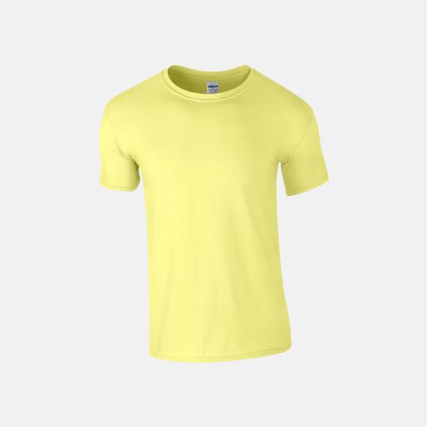 Cornsilk Billiga t-shirts med tryck