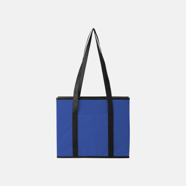 Cobalt Vikbara bilväskor med reklamtryck