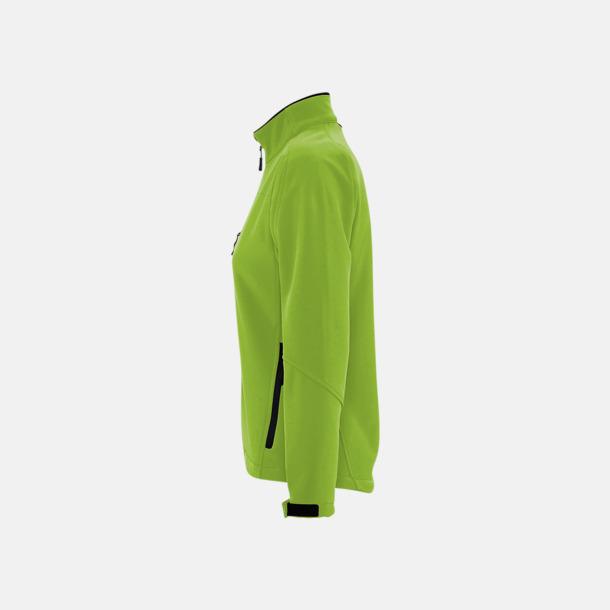 Softshell jackor i herr- & dammodell med reklamtryck