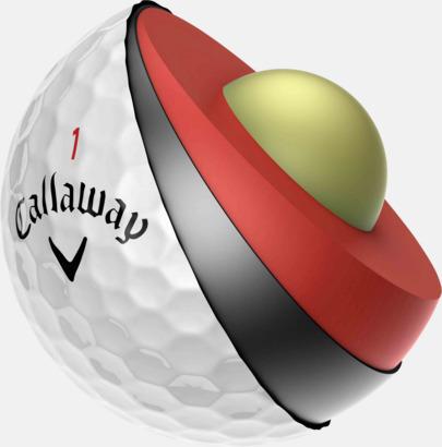 Innovativa golfbollar från Callaway