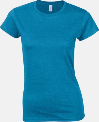 Antique Sapphire Billiga t-shirts med tryck