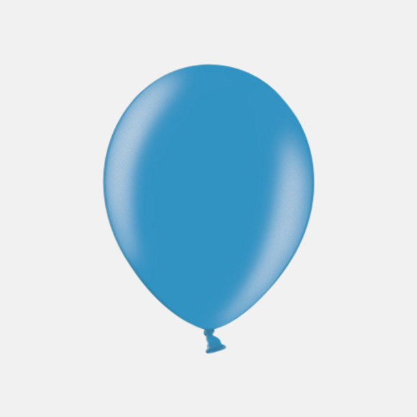 085 Cyan (PMS Proces Blue) Ballonger i unika färger med eget tryck