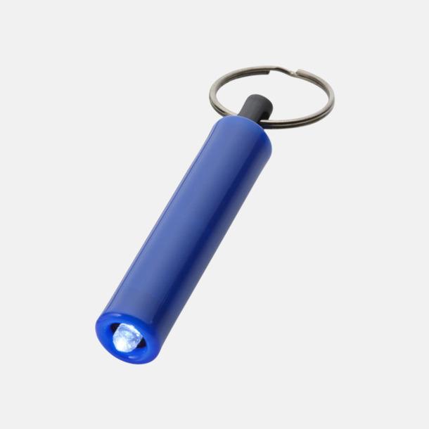 Royal Ficklampa med nyckelring i retrodesign med reklamtryck