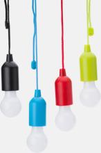 Glödlampor med reklamtryck