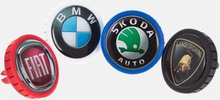 Aromspridare för bilen - med reklamtryck