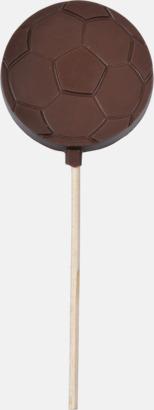 Fotboll Gjutna chokladklubbor