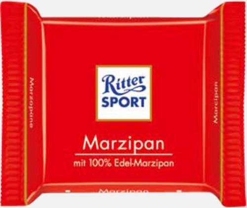 Marspian Chokladrutor från Ritter med rekalmtryck