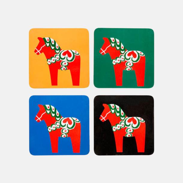 Glasunderlägg i 4-pack från Sagaform