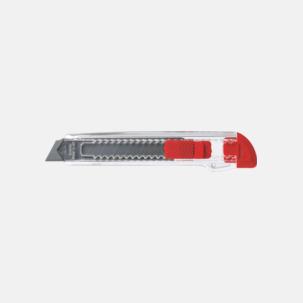 Billiga brytbladskniv med reklamtryck