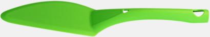 Limegrön Tårtspadar med reklamtryck