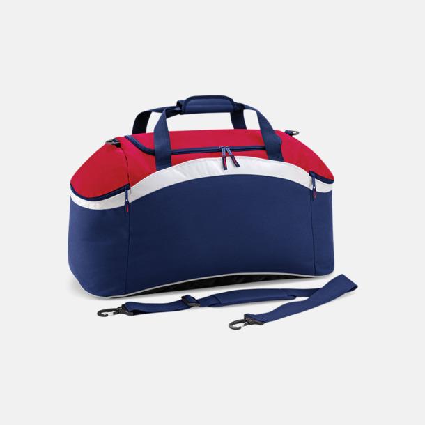 French Navy/Classic Red/White Väskor med reklamtryck