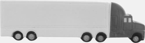 Lastbilsformade stressbollar med reklamtryck