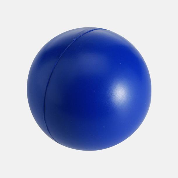 Cobalt Större stressbollar med reklamtryck