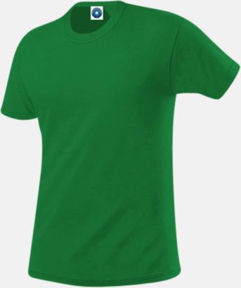 Kelly Green Herr t-shirts i ekologisk bomull