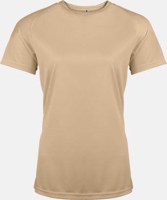 Sand Sport t-shirts i många färger för damer - med reklamtryck