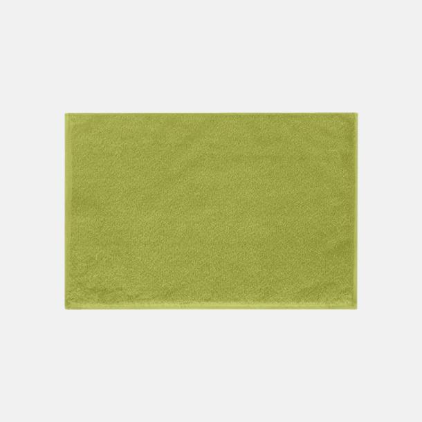 Meadowgreen (30 x 50 cm) Mjuka bomullshanddukar i 5 storlekar med reklambrodyr