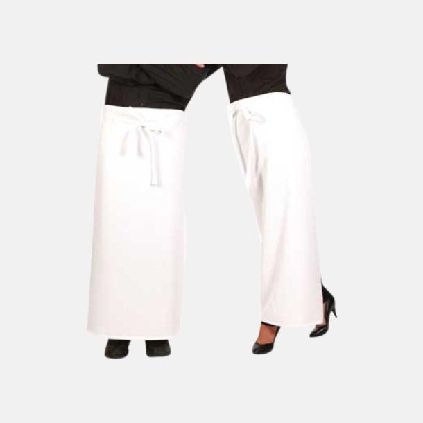 Bistroförkläde Midjeförkläden  i 2 längder med sublimeringstryck