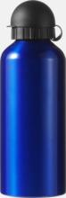 Vattenflaskor av stål med gravyr