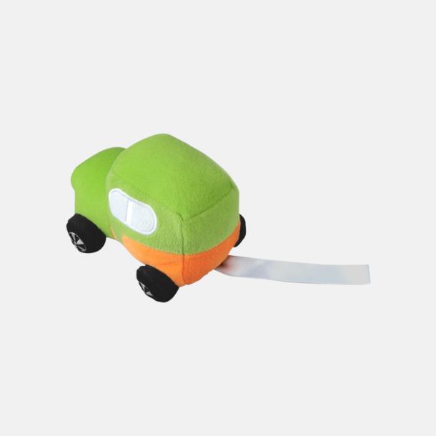 Små maskotar att hänga i bilen - med reklamtryck