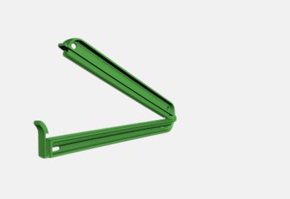 Grön Påsklämmor med tryck