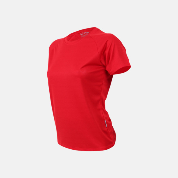 Röd Sport t-shirts i många färger - med reklamtryck