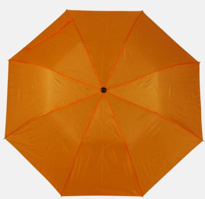 Orange (2) Kompaktparaply i många färgalternativ