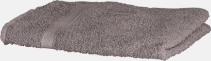 Mocha Exklusiva handdukar med egen brodyr