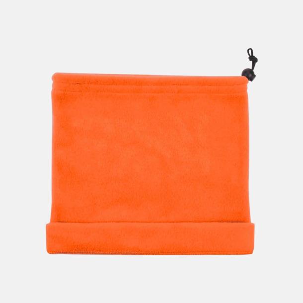 Orange Halsdukar med brodyr