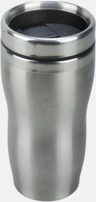 Silver Steel Termosmugg med eget reklamtryck