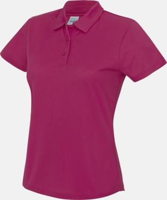 Hot Pink Dampikétröjor i många färger - med reklamtryck