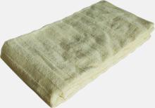 Långa handdukar för bastun - med brodyr