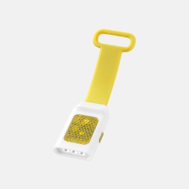 Reflexlampor som är lätta att fästa - med reklamtryck