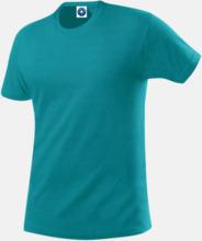 Herr t-shirts i ekologisk bomull